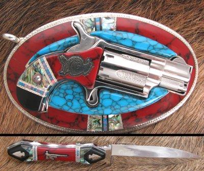 Derringer Belt Buckle Gun For Sale Gun Knife And Belt Buckle
